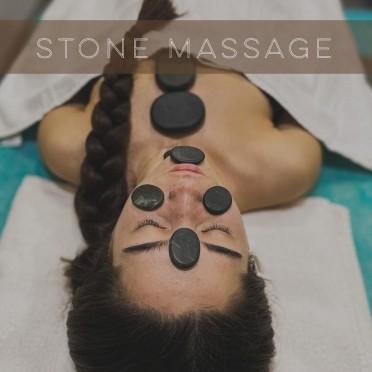 Стоун масаж або масаж каменями